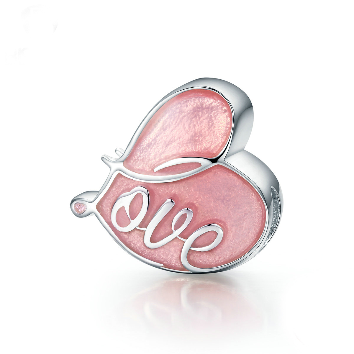 Charm din argint 925 Fall In Love